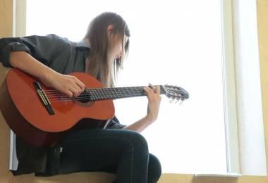 Dạy đàn Guitar ở quận Tân Phú
