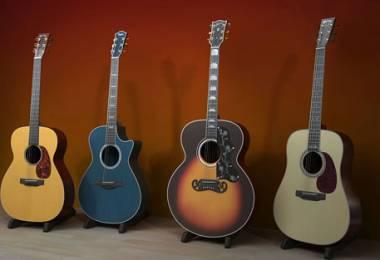 Cách chọn đàn Guitar cho người mới tập