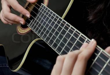 Học đàn Guitar tại Bình Chánh