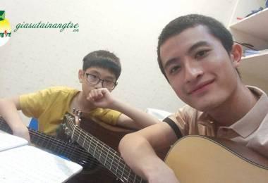 Dạy chơi đàn guitar tại nhà
